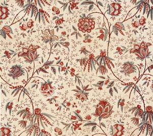 indienne coton 1785