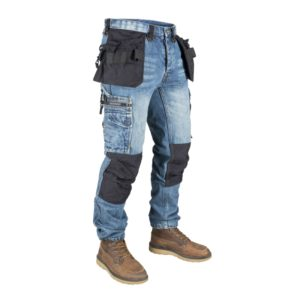 Jean de travail P12 Dunderdon, disponible chez Kraft Workwear