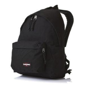 Un sac à dos eastpak noir