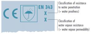 Trouver le détail d'une norme EN 343