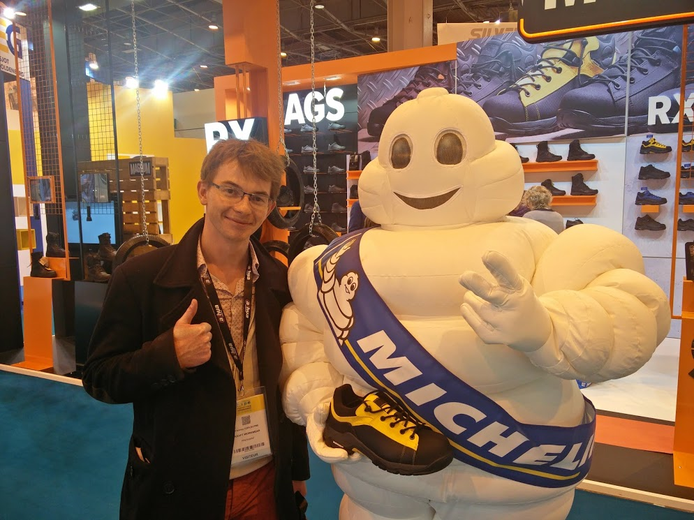 Kraft chaussures michelin