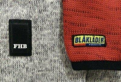 La polaire Chirstoph FHB contre la veste à capuche Blåkläder