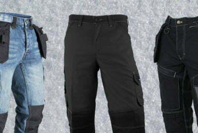 Trois pantalons pour l'hiver