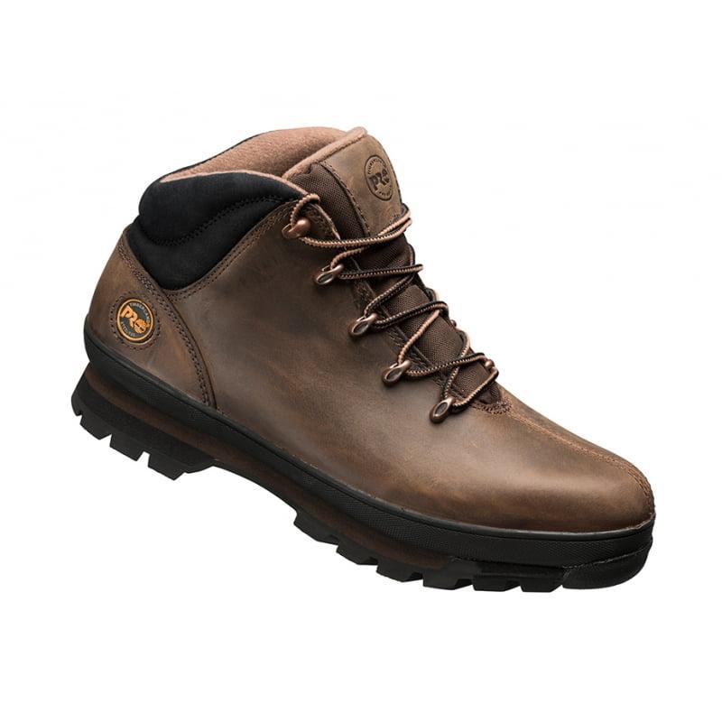 Pour travailler en extérieur, ces chaussures de sécurité timberland sont confortables
