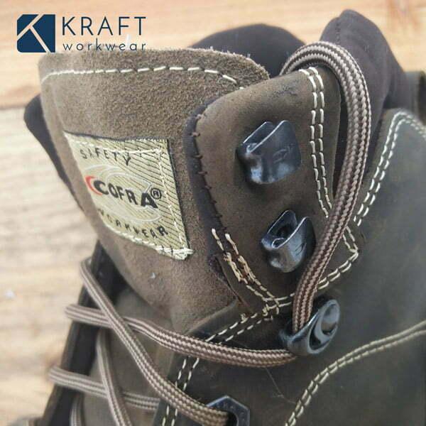 Lacets pour chaussures de securite