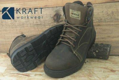 chaussures de chantier cofra
