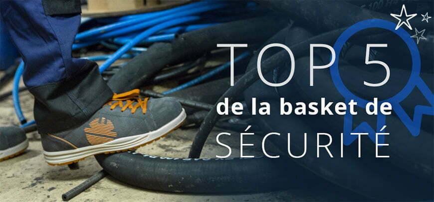 top 5 de la basket de sécurité