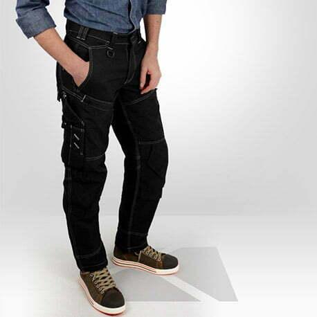 pantalon de travail multipoche blaklader x1500
