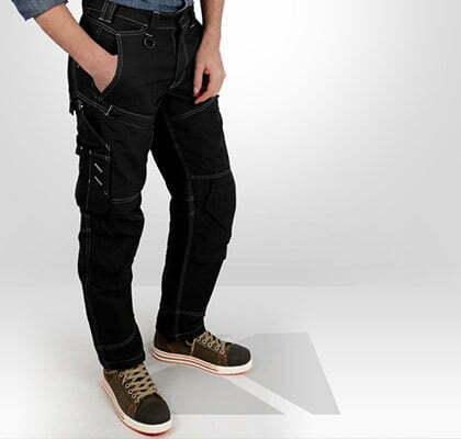 le pantalon de travail pour l hiver blaklader x1500 par kraft workwear