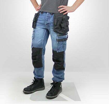 le pantalon de travail pour l hiver dunderdon p12 par kraft workwear