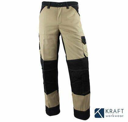 le pantalon de travail pour l hiver fhb markus par kraft workwear
