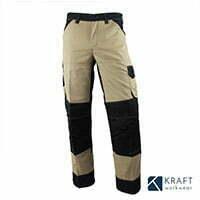 le markus est un pantalon de travail FHB idéal pour l hiver