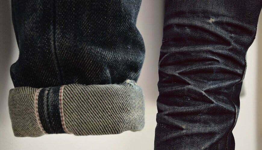 usure d'un jean style workwear