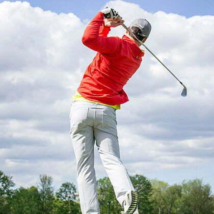 le systeme de serrage boa pour le golf