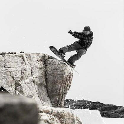 le systeme boa pour le snowboard