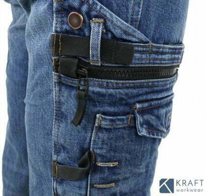 detail poche du jean de travail p12 dunderdon