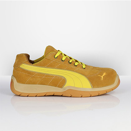 profil de la basket de securite puma monza low