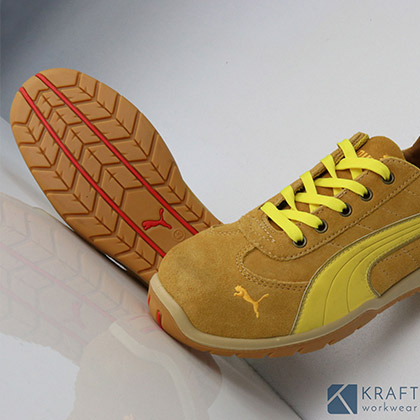 semelle de la basket de securite puma monza low