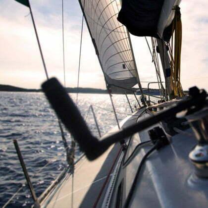 en mer avec benoit ingenieur marin
