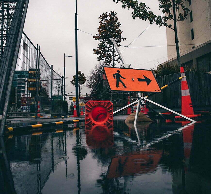 norme vetement de chantier pour la pluie