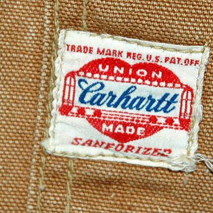toile carhartt coton