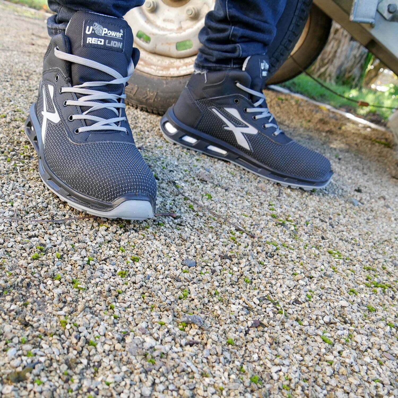 chaussure de travail upower redlion