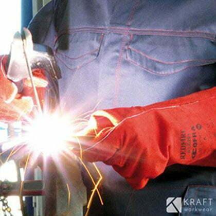 gants de travail pour soudeur redfire cofra