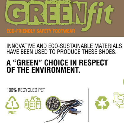 green fit de cofra eco friendly