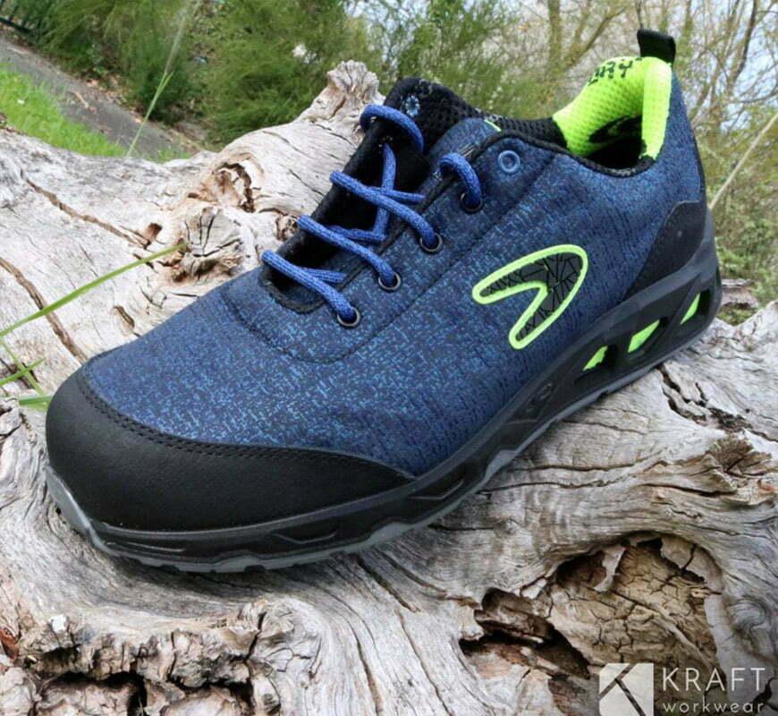 les premières chaussures de securite recyclees cofra