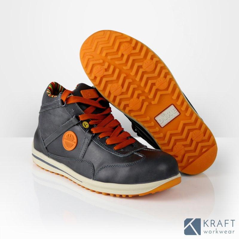 chaussure de securite dike racy pour pieds creux