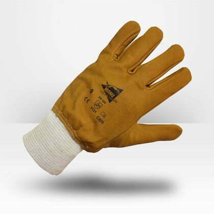 gants de travail pour paysagiste et bucheron manusweet